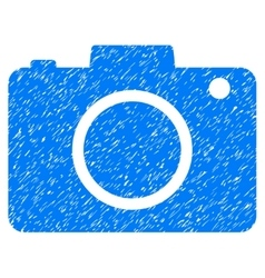 Photo Camera Grainy Texture Icon vector
