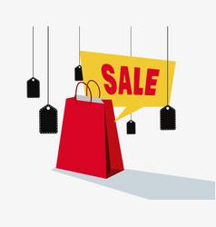 super saturday sale vector image