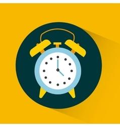 alarm clock design vector image