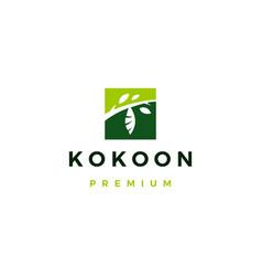 Kokoon logo icon vector