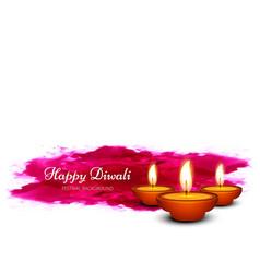 diwali festival india vector image