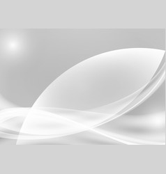 gray and white abstract background technology and vector image