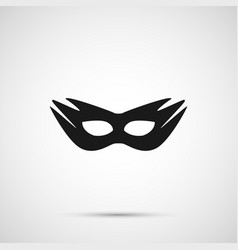 sex mask isolated on white background vector image