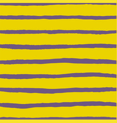 Tile pattern with yellow and violet stripes vector