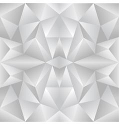 Abstract triangular gradient background vector