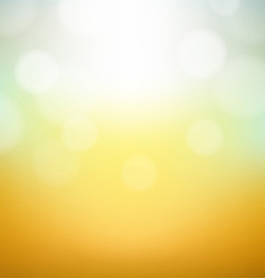 Vintage Bokeh Background vector image