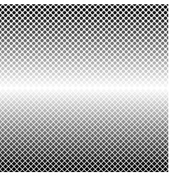 abstract halftone pattern background template vector image