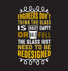 geek quote and saying good for print design vector image