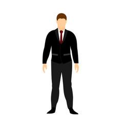 Manager football uniform vector