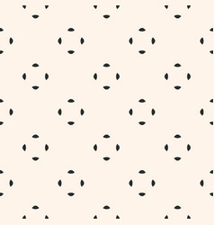 universal seamless pattern simple texture vector image vector image