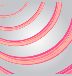 abstract background with twisted swirles vector image