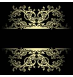 background boarder vector image vector image
