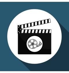 Movie design Cinema concept Film vector image vector image