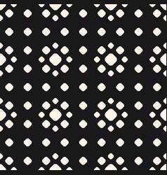 polka dot seamless pattern with small circles vector image vector image