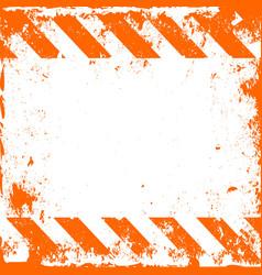 Caution warning vector