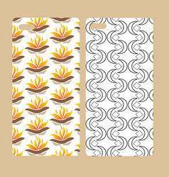 geometric background triangles pattern for vector image