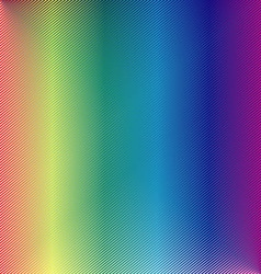 Background with colorful lines vector image