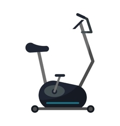 gym equipment design vector image