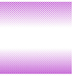 Geometric halftone pattern background template vector