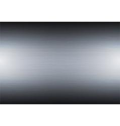 black steel texture surface vector image