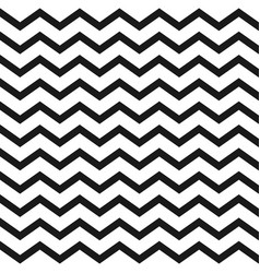 chevron seamless pattern background retro vintage vector image