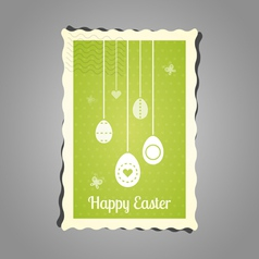 Postag stamp vector