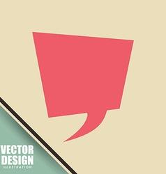 balloon icon design vector image