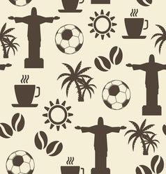 brazil patern2 vector image