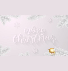 christmas holiday greeting card background vector image