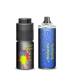 Deodorant vector image