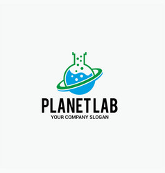 Planet lab vector