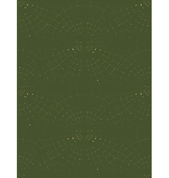 Radar Pattern Green vector