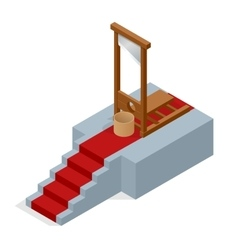Isometric Guillotine vector