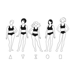 Set female characters vector