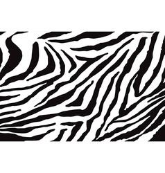 zebra stripes pattern royalty free vector image rh vectorstock com animal pattern vector zebra pattern vector free