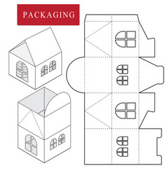 Package for object boxpackage vector