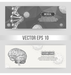 Abstract Creative concept background of the vector image