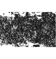 black and white grunge urban texture vector image
