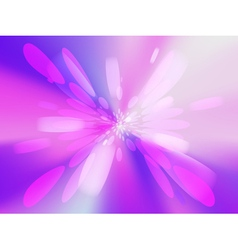 Abstract pink light background vector image