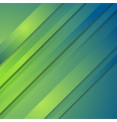 Corporate striped background vector image