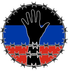 Violation of human righs in donetsk vector