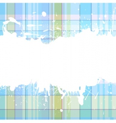 coloured background with blots vector image vector image