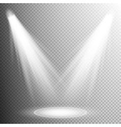 light effect - spotlight EPS 10 vector image