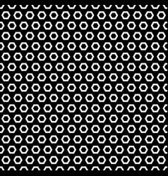 Simple geometric texture hexagonal shapes vector