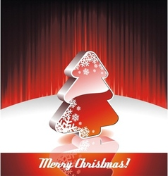 on a holiday theme vector image vector image