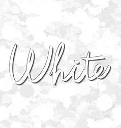 Splash seamless pattern Black and white hand drawn vector image