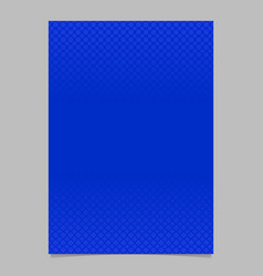 blue abstract halftone geometrical dot and square vector image