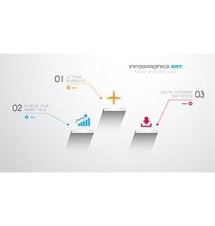 InfoGraphShelves vector