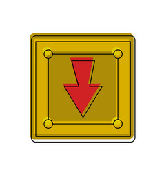 Suprise box game item vector