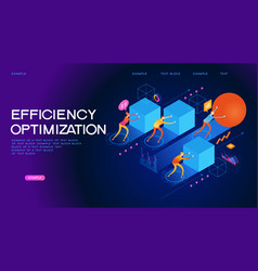 winning strategy concept web banner vector image
